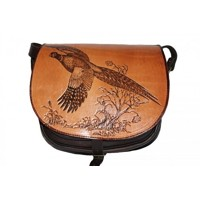 Leather bag - Pheasant
