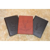 Leather  cases for documents