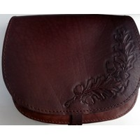 Leather Case - Acorn